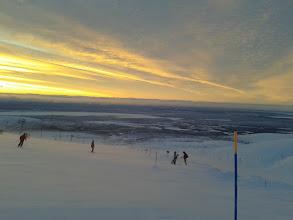 Photo: Ясный морозный день
