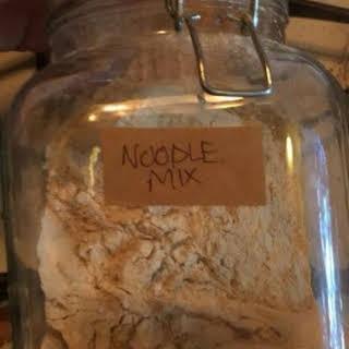 Low Carb Noodle Mix.