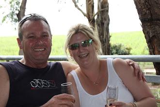 Photo: Year 2 Day 140 - Rachel and Shane aAt Helens Hill Vineyard