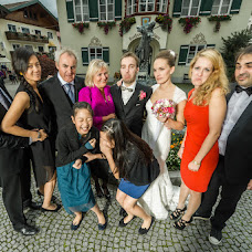 Wedding photographer Andreas Brandl (brandl). Photo of 25.09.2015