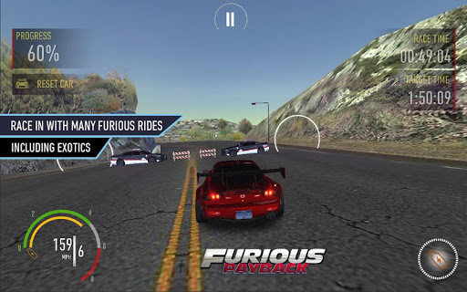 Furious Payback Racing 3.9 screenshots 2