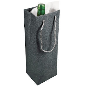 Presentpåse, Vin svart