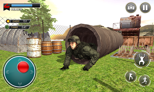 US Army Training Camp: Commando Force Courses 2018 1.0.4 {cheat|hack|gameplay|apk mod|resources generator} 3
