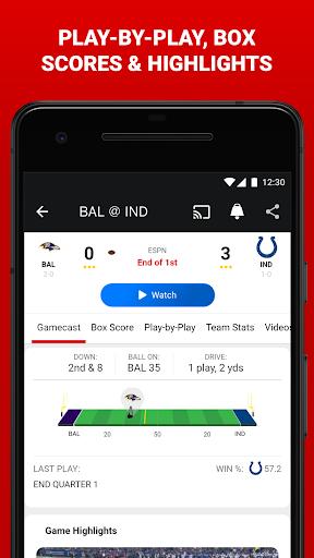 ESPN 6.3.1 screenshots 7