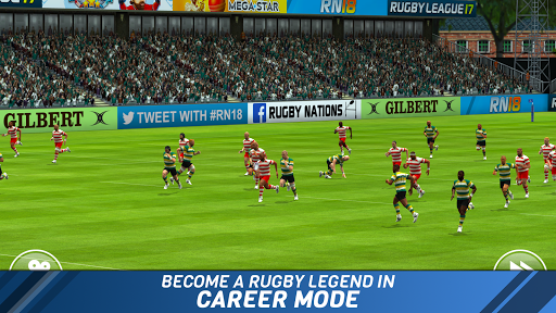 Rugby Nations 18 1.0.7 screenshots 9