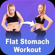 Flat Stomach Workout (30 days Workout Plan)