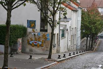 Photo: Street art - Jace -Paris XIIIe -La butte aux cailles