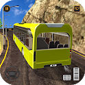 World Bus Racing 3D 2019 - Top hill Climb Game icon
