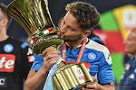 """Mertens legt uit waarom hij bij Napoli bleef: """"Ik geloof echt dat het verschil met Juventus miniem is"""""""