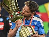 🎥 Magnifiques images : Dries Mertens acclamé par les fans à Naples