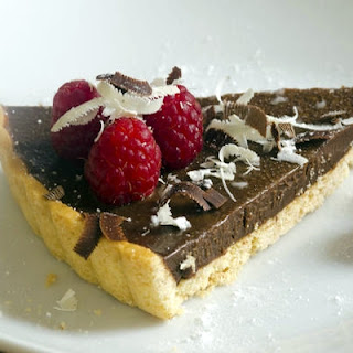 Hazelnut Fudge Crostata