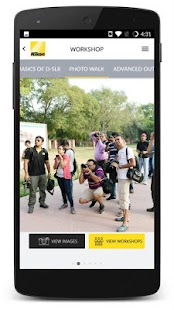 Nikon India- screenshot thumbnail
