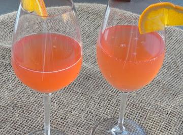 Hibiscus Sparkler Recipe