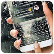 App Raindrops Keyboard Theme APK for Windows Phone