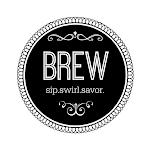 Logo for BREW in the Village