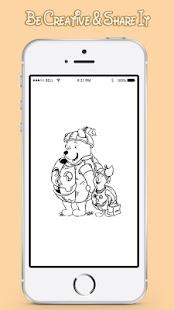 How to Draw Cartoon PoohBear - náhled