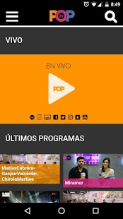 POP TV - náhled