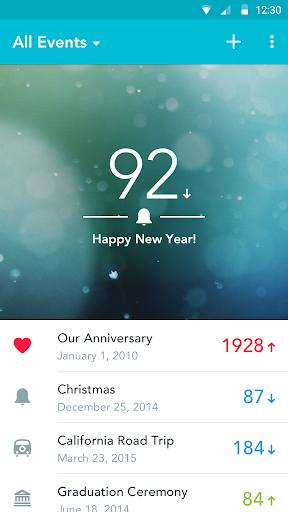 Dreamdays Countdown Free screenshot 10