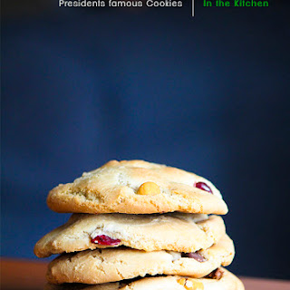 President's Famous Cookies