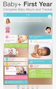 Baby + : your baby tracker v1.0.1