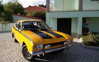 Ford Capri MK 1 Rent Aveiro