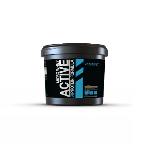 Micro Whey Active 4kg - Vanilla