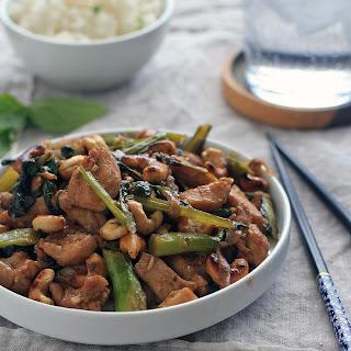 Chinese Basil Recipes.