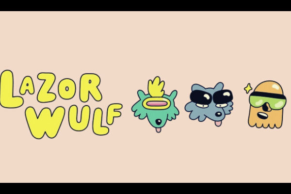 Lazor Wulf Season 2 poster