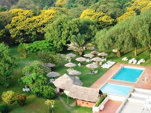 Photo: Arusha, ensimmäinen ja viimeinen hotellimme
