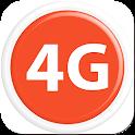4G Internet Web Explorer icon