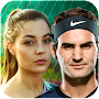 Selfie with Roger Federer: Tennis Photo Frames APK icon