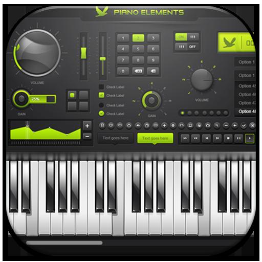 virtual piano app free