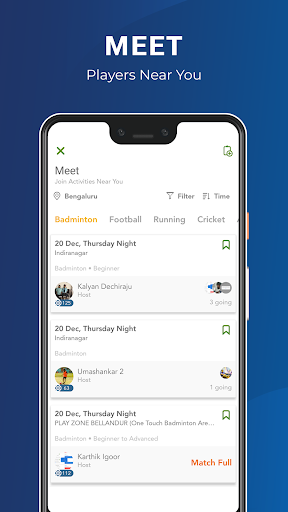 Playo - Find Players, Book Venues, Manage Groups 3.0.5 app download 1