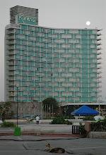 Photo: hotel riviera, havana. Tracey Eaton photo.