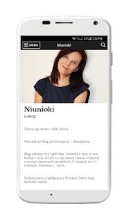 Niunioki - náhled