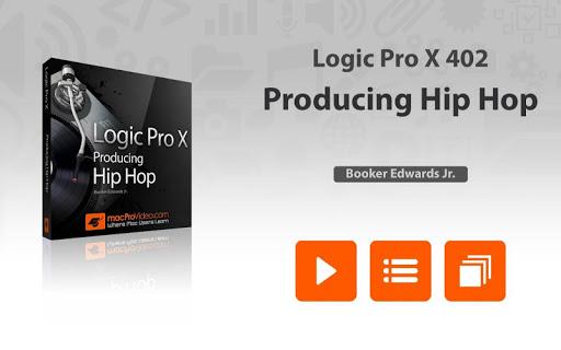 Hip Hop Course For Logic Pro X