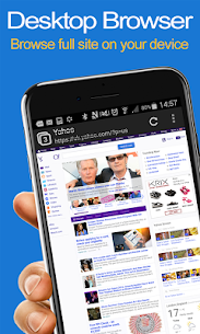Desktop FullScreen Web Browser Apk  Download For Android 1