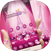 Love Paris Diamond Theme