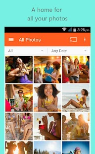 abPhoto (photo backup)- screenshot thumbnail