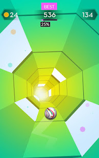 Tunnel – Rotator 4