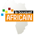 African bouquet icon