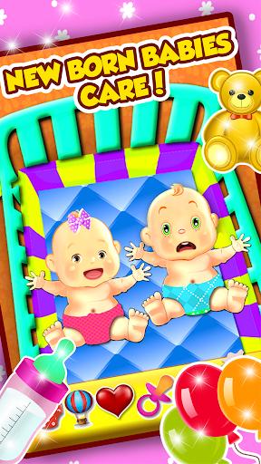 我剛出生的雙胞胎寶寶