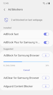 Samsung Internet Browser App Latest Version  Download For Android 5
