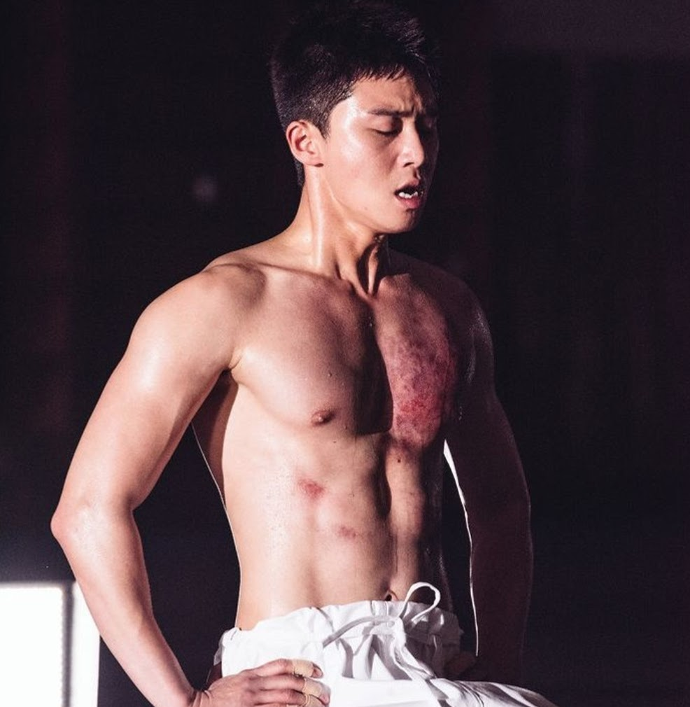 6 Ripped Idols Who Are Made of All Muscle and Amazing Self ...