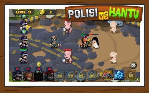 Polisi vs Hantu Pocong, Genderuwo, Tuyul – Defense 1.5 3