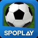 스포플레이(SPOPLAY) - 스포츠 라이브 축구 중계 icon