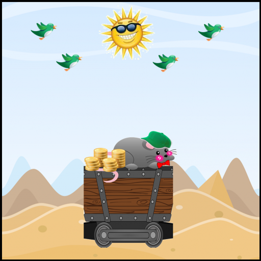 Adventure Mickkey Trolley
