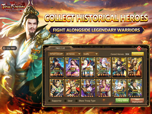 Three Kingdoms: Overlord apkdebit screenshots 13