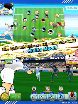 Captain Tsubasa: Dream Team APK screenshot thumbnail 9