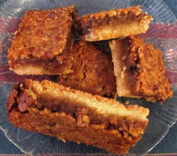 Pecan Pie Cookie Bars Recipe